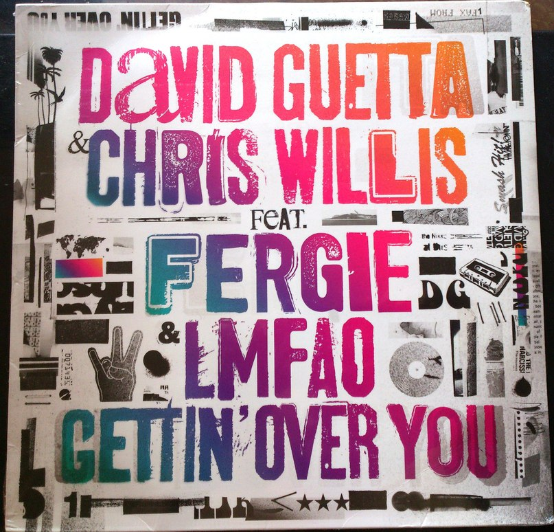 Gettin' Over You feat. Chris Willis, Fergie, LMFAO David Guetta