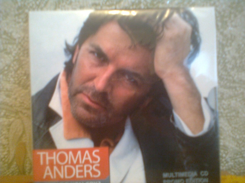 Why Do You Cry Thomas Anders