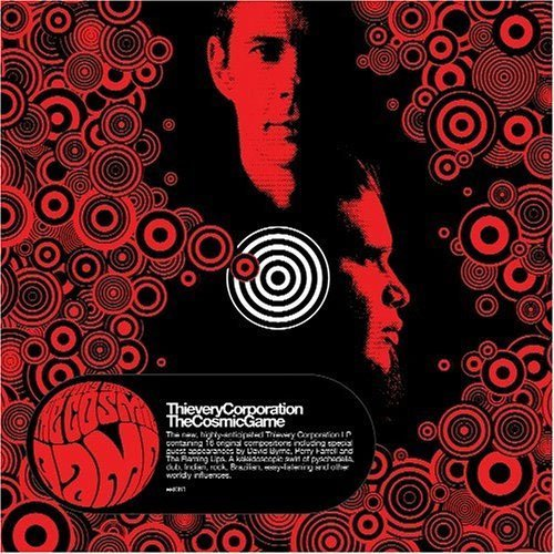 The Hearts A Lonely Hunter (feat David Byrne) Thievery Corporation