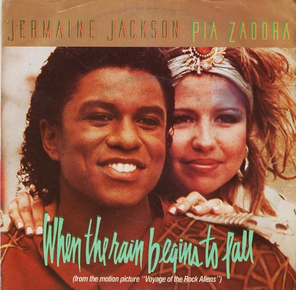 When The Rain Begins To Fall Jermaine Jackson and Pia Zadora