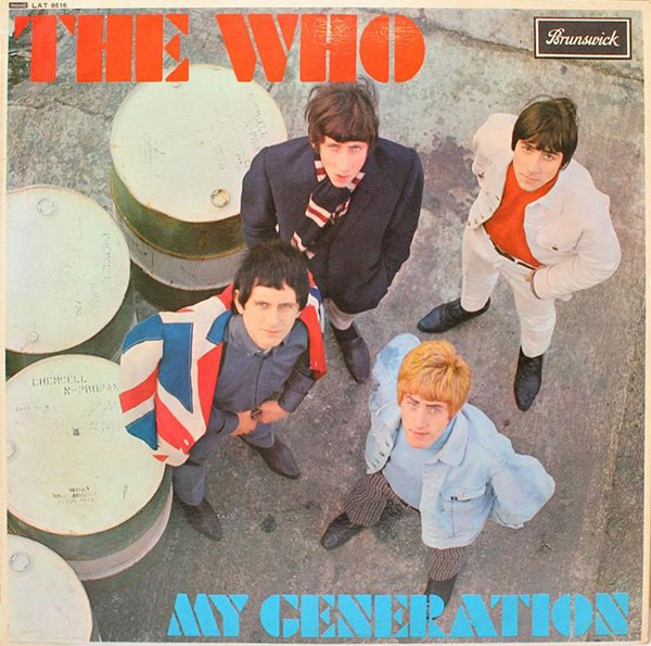 My Generation The Who