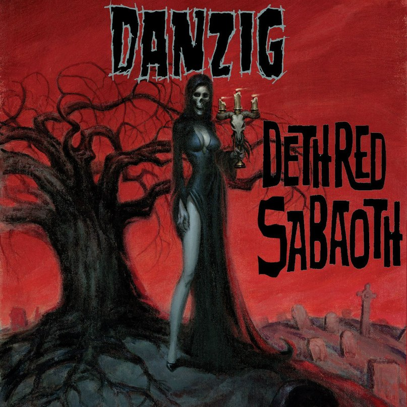 Caught in My Eye (cover The Germs) Danzig