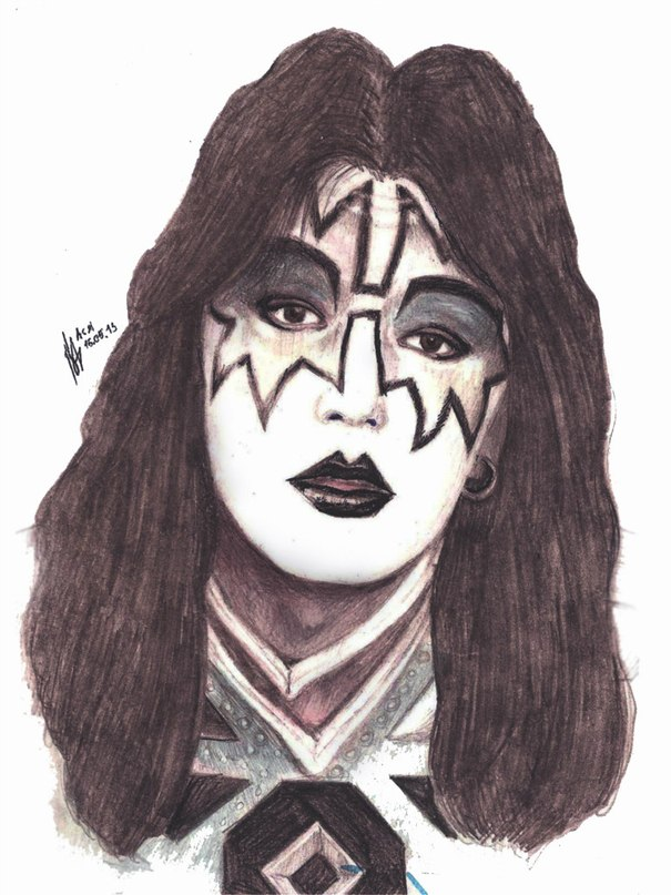New York Groove (Hello cover) Ace Frehley (Kiss)