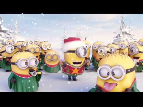 Minions - Jingle Bells HD ( Happy New Year 2014 ) Jingle Bells - Minions HD