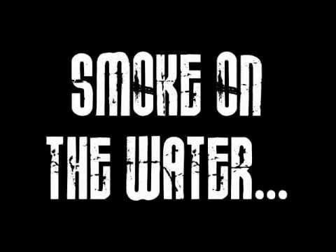Carlos Santana feat. Jacoby Shaddix - Smoke on the Water (lyrics)