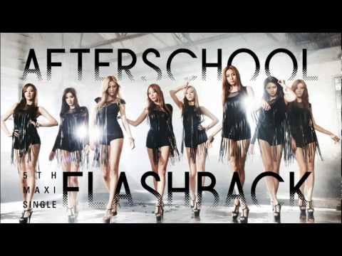AFTER SCHOOL - FLASHBACK (Remix ver.) mp3 audio