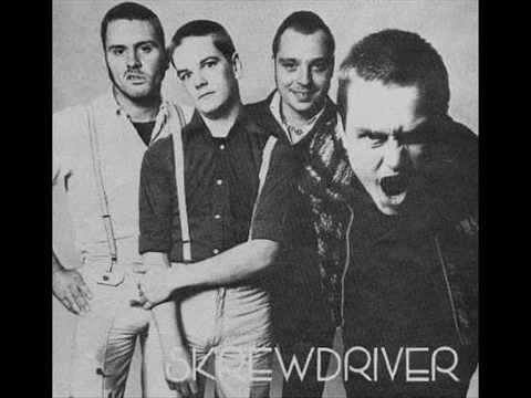 Skrewdriver - Pulling On The Boots