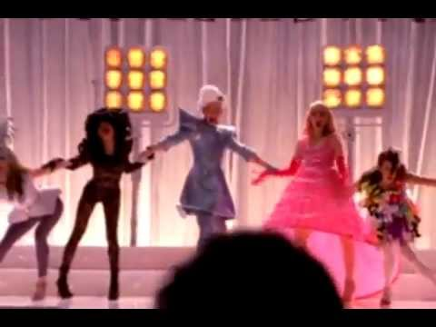 Glee - Bad Romance (Full Performance) (Official Music Video) - HD
