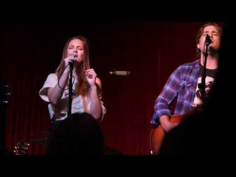 Leighton Meester & Mike Frieman of Check in the Dark -