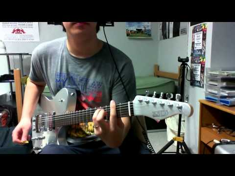 Muscle Museum, MUSE - Guitar Cover