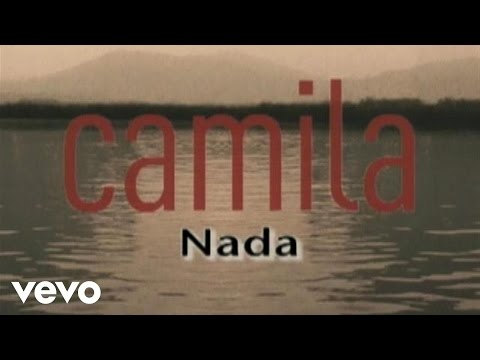 Camila - Nada (Audio)