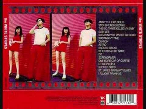 The White Stripes - Screwdriver (Studio Ver.)