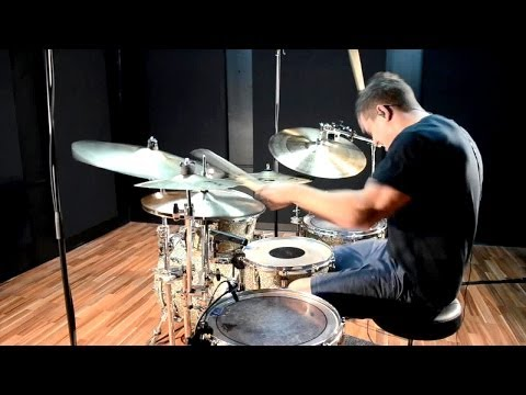 Pharrell Williams - Happy - Drum Cover by Troy Wright