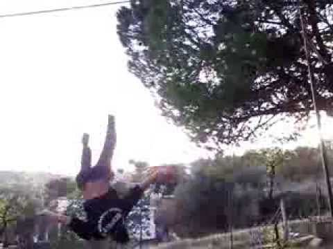 Parkour & free Running Greece. Eminem ft. 50 cent - You dont know (Βαγγέλης Γιαγκούλας)