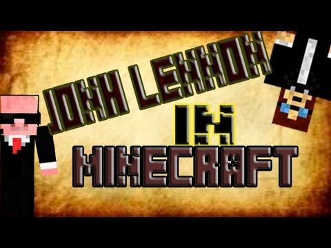 John Lennon-Imagine Sub-español (minecraft version) original song