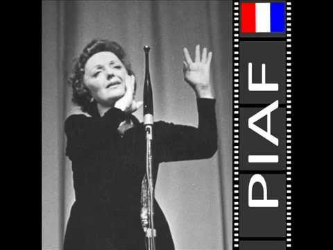 Edith Piaf Best Songs
