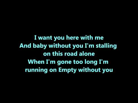 JoJo - Running On Empty ( With Lyrics )