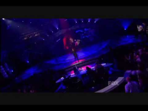 cry baby elimination performance- Allison Iraheta