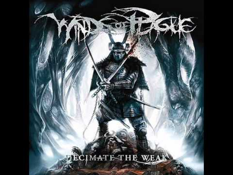 Winds Of Plague - Decimate The Weak Full Album Compilation