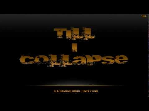Eminem feat. Nate Dogg - Till I Collapse [Instrumental]
