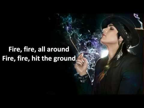 [RE-UPLOAD] Adam Lambert- Crawl Thru Fire - Studio LYRICS
