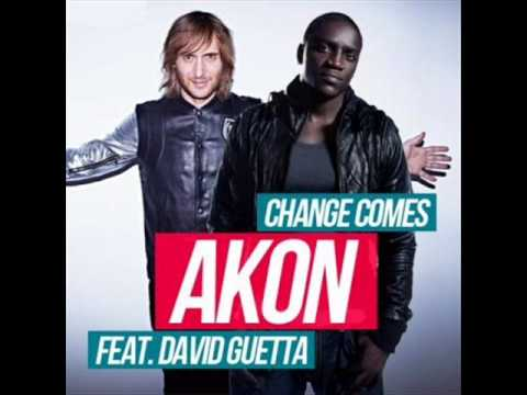 Akon feat. David Guetta - Change Comes 2013 (NEW SINGLE 2013 Official Music)