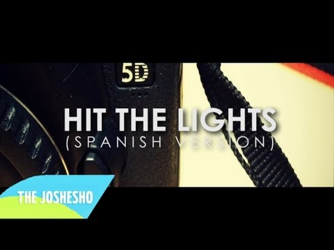 Hit The Lights (spanish version) - Selena Gomez (Kevin Karla & La Banda) Letra HD