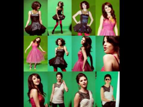 Selena Gomez - Naturally [Karaoke] [Music Video Edit] + Original Background Vocals