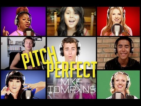 STARSHIPS  - Performed by Mike Tompkins, the PITCH PERFECT Cast and YOU