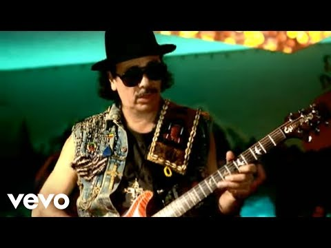 Santana feat. Everlast - Put Your Lights On