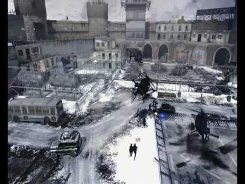 Call of Duty Modern Warfare 2 ( Eminem Ft. Nate dog - till I Collapse, Full Version)
