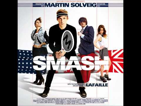 Martin Solveig - Can´t Stop feat. Dragonette