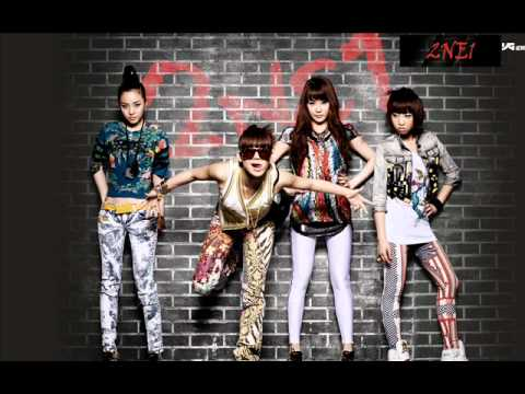 2NE1 PRETTY BOY INSTRUMENTAL