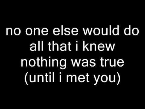 Drew Seeley new classic acoustic version [ LYRICS ON SCREEN]