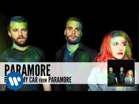 Paramore: Fast In My Car (Audio)