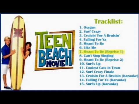 Teen Beach Movie Soundtrack - 07 Meant To Be (Reprise 1) + Lyrics