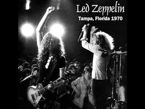 Since I've Been Loving You - Led Zeppelin (live Tampa 1970-04-09)