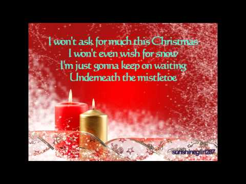Olivia Olson - All i want for Christmas is You (HD with lyrics)