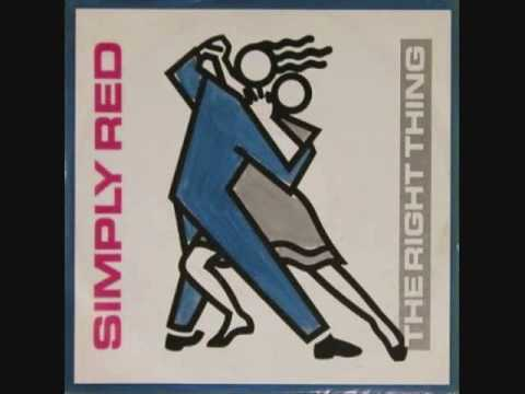 Simply Red -- The Right Thing  (Extended Version)