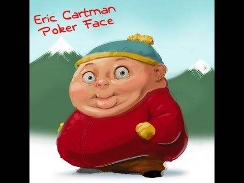 Eric Cartman Poker Face FULL SONG (parody)