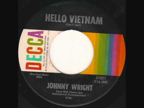 Johnny Wright - Hello Vietnam