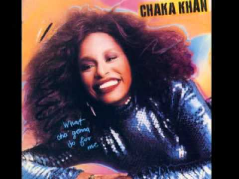 Chaka Kahn ft.Dizzy & Herbie Hancock ~ And the Melody Still Lingers On (Night in Tunisia)
