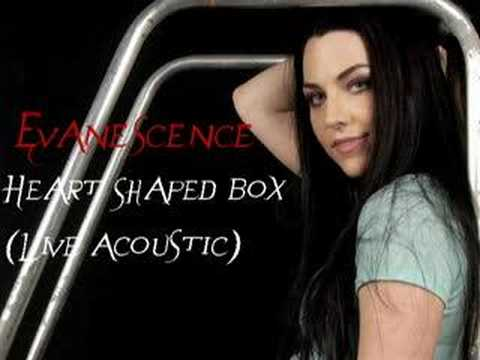 Evanescence - Heart Shaped Box [Live Acoustic]