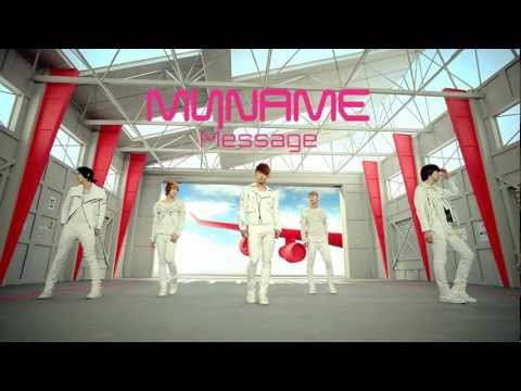 MYNAME - Message (Japanese.ver)_Official MV