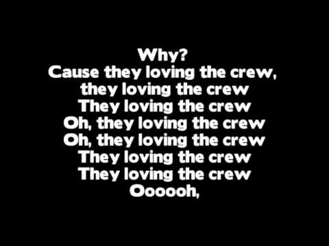 Drake - Crew Love ft. The Weeknd (Lyrics On Screen)