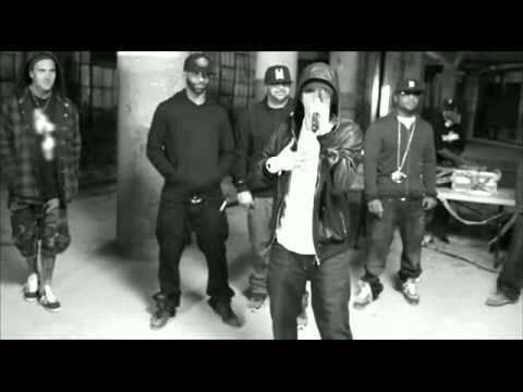 (Unedited) Shady 2.0 Cypher 2011 BET Hip Hop Awards (Yelawolf x Slaughterhouse x Eminem)
