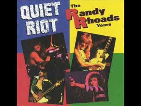 Quiet Riot - Look In Any Window
