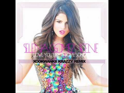 Selena Gomez & The Scene - Love you like a love song (Xookwankii Krazzy remix)