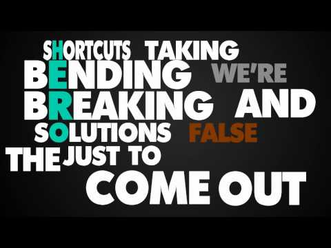 Turn It Off - Paramore [Lyric Video]