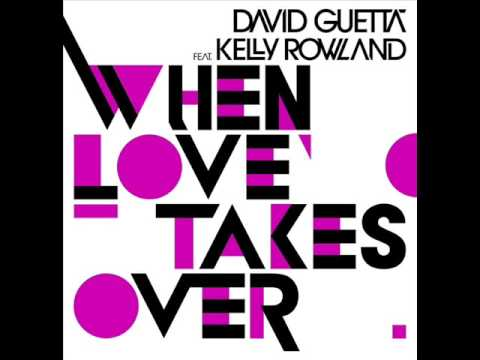David Guetta ft Kelly Rowland - When Love Takes Over (Electro Extended Remix)